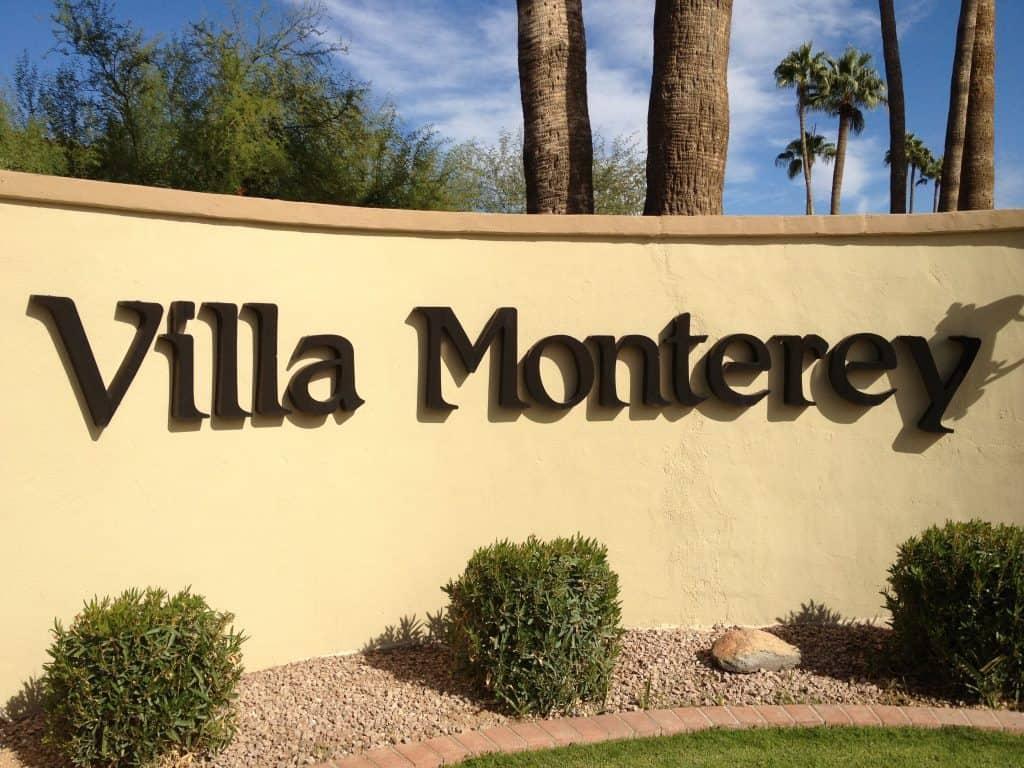 Villa Monterey - Scottsdale Arizona