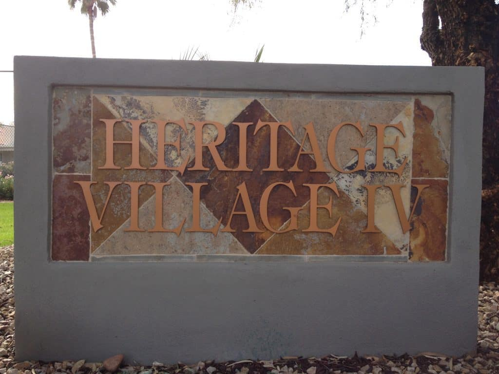 Welcome to Heritage Village IV 55 plus retirement community