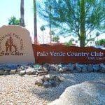Palo Verde Sun Lakes Community Map
