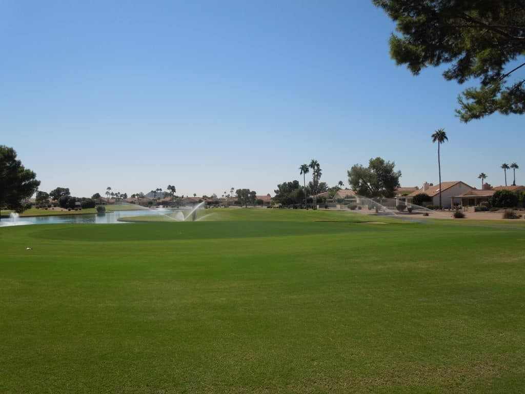 Sun City Grand Golf Course Homes - Arizona 55+ Community