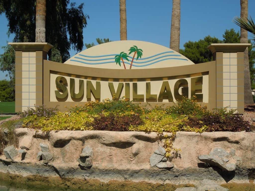 Welcome to Sun Village Arizona Retirement Community