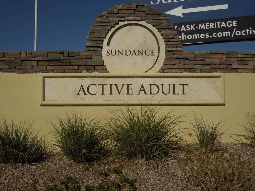 sundance arizona retirement communities