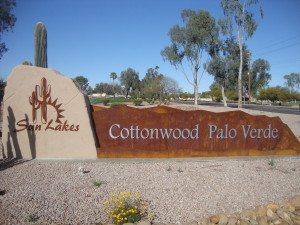 Cottonwood | Sun Lakes, Arizona