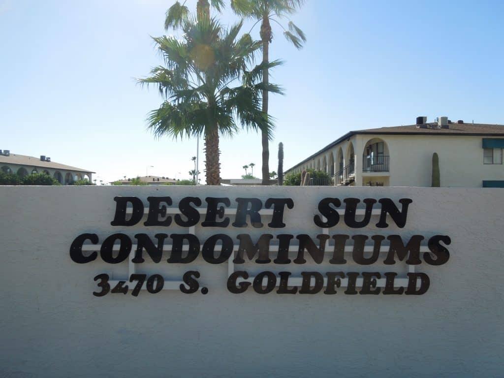 Desert Sun Condominiums Arizona 55 Plus Communities