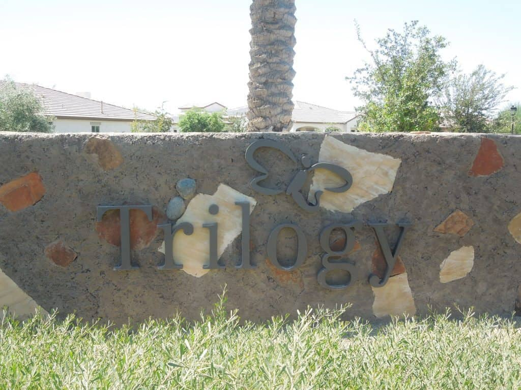 Welcome to Trilogy Encanterra 55 plus community