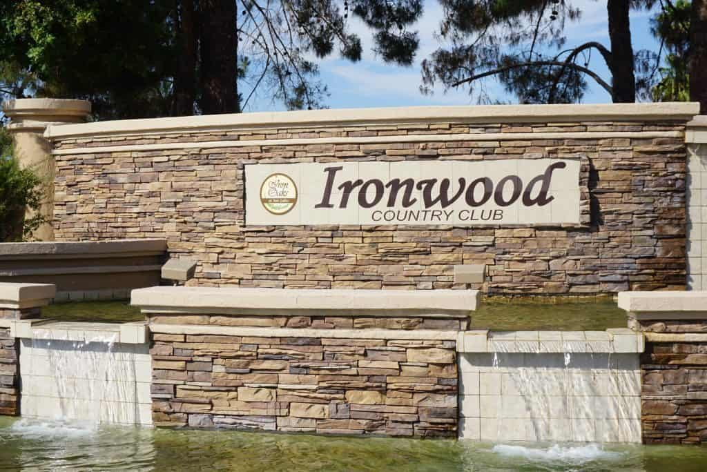 Ironwood Sun Lakes 2010 HOA Fees