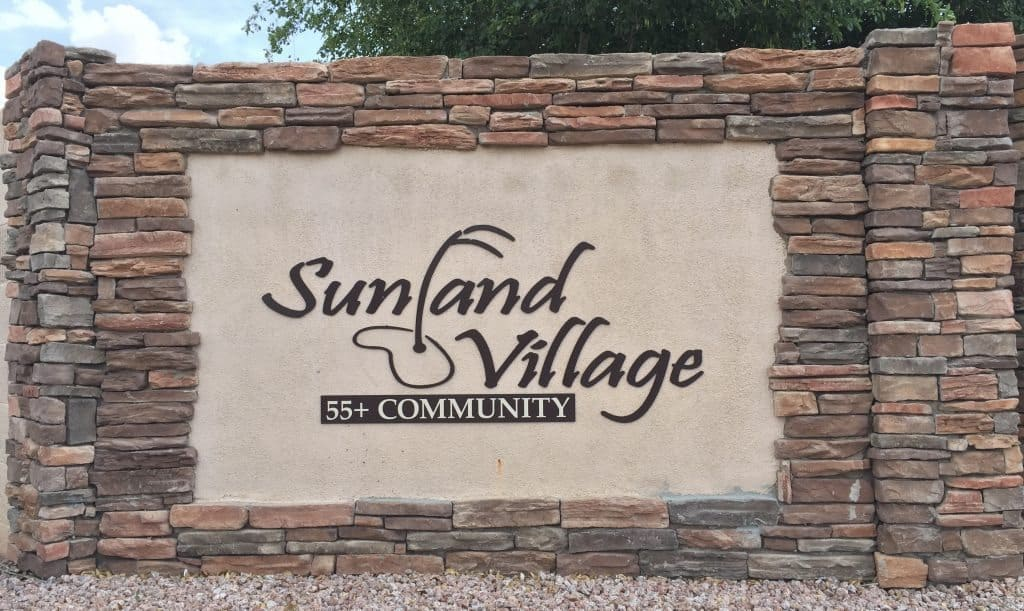 Sunland Village Community Information