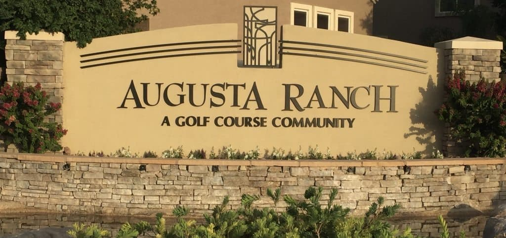 Welcome to Augusta Ranch Mesa Arizona