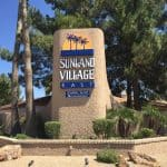Sunland Village East Community Map