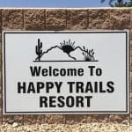 Welcome to Happy Trails Resort Surprise 55 plus communities