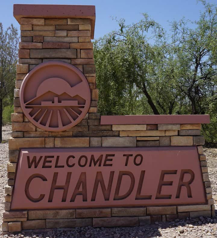 Chandler 55 plus Communities