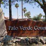 Palo Verde a Sun Lakes 55 plus community