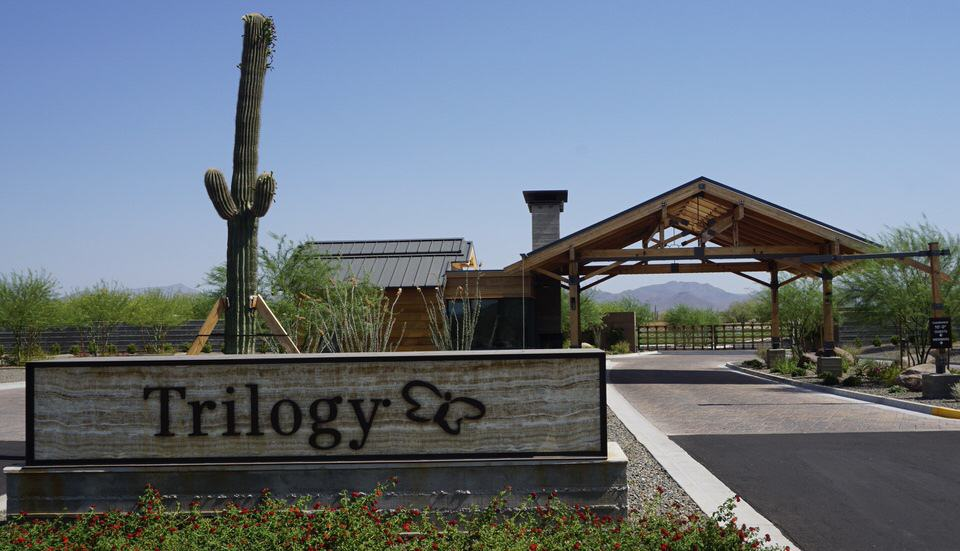 Welcome to Trilogy Verde River
