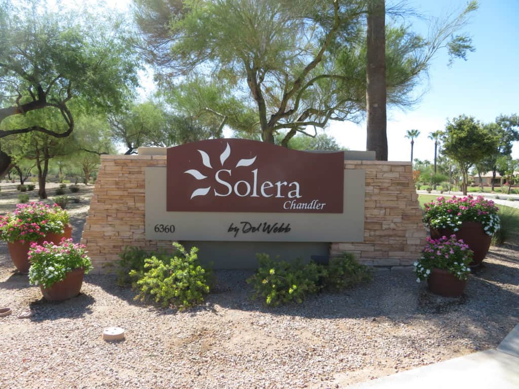 Welcome to Solera by Del Webb