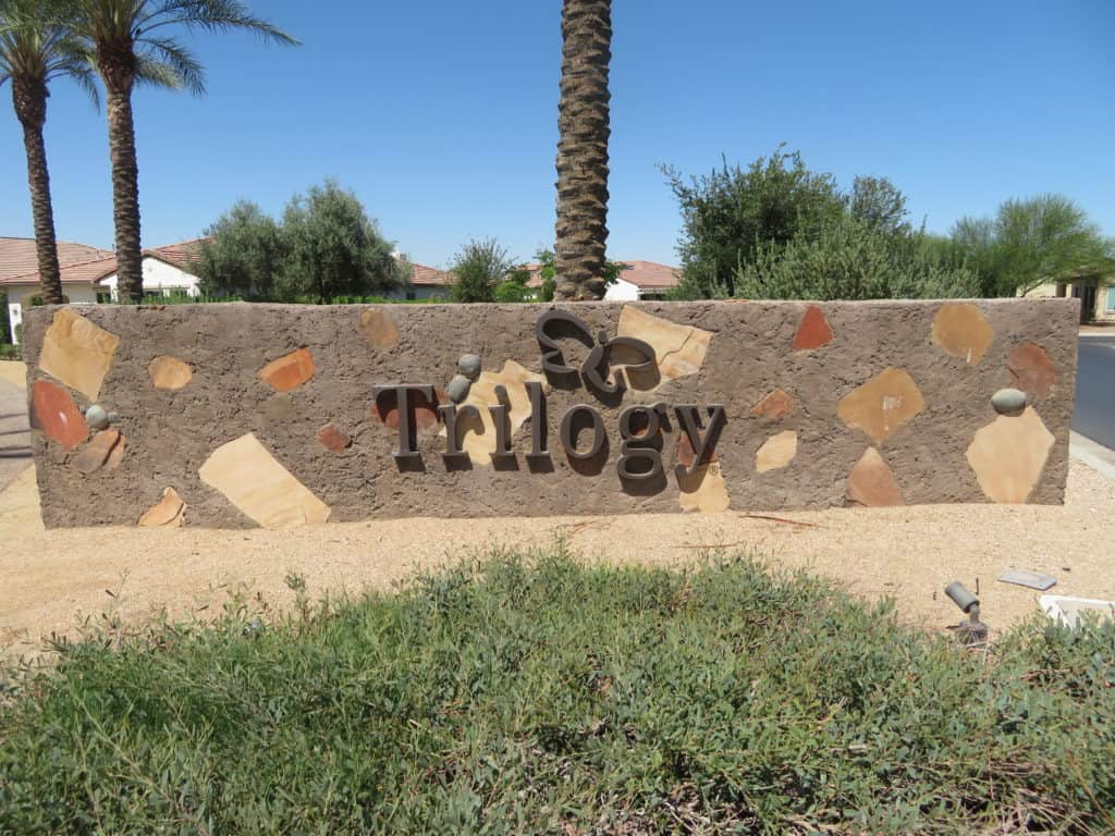 Welcome to Trilogy at Encanterra