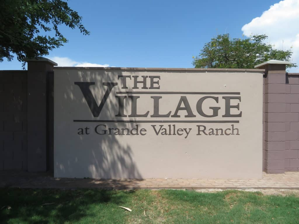 Welcome to The Village at Grande Valley Ranch