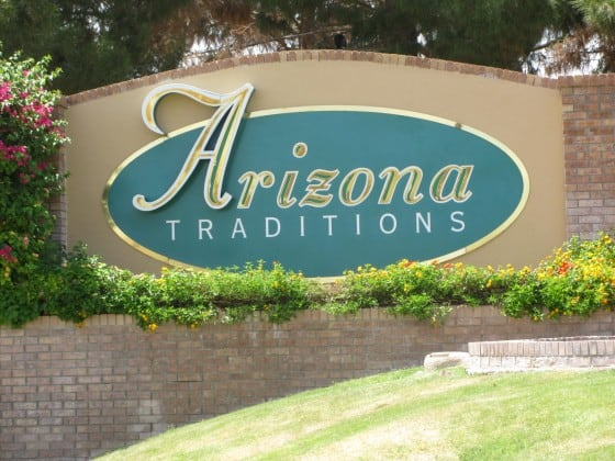 Welcome to Arizona Traditions Arizona Retirement Community