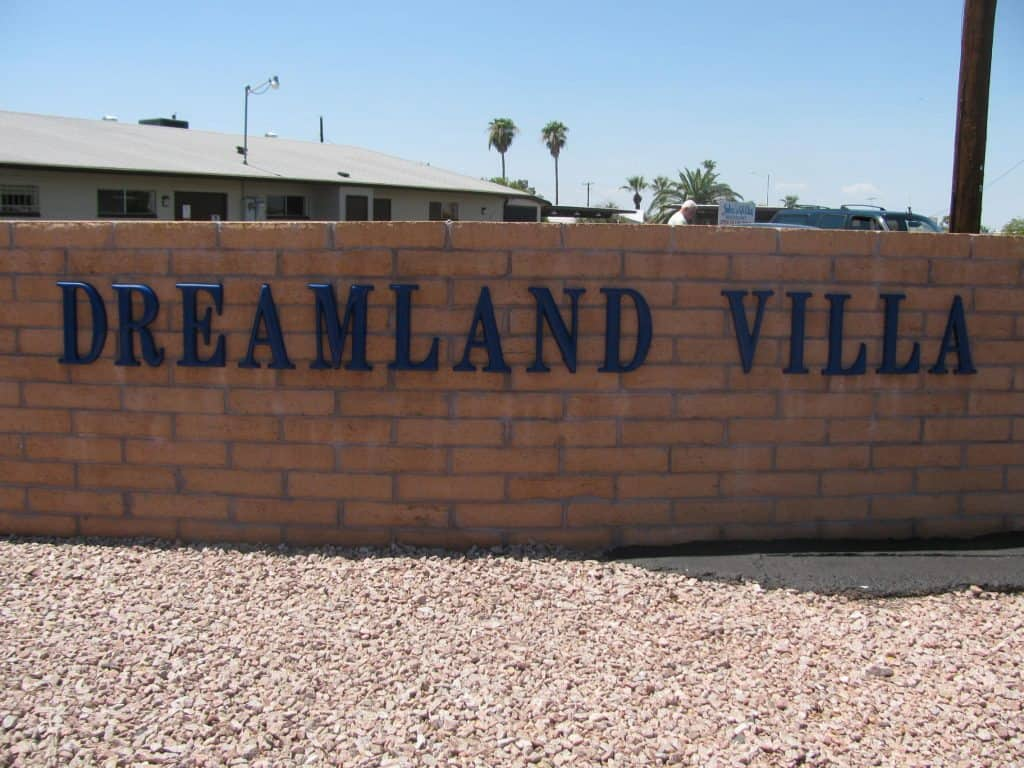 Dreamland Villa 55+ Community