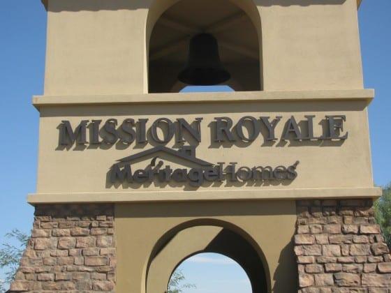 Mission Royale Casa Grande Az Arizona 55 Plus Communities