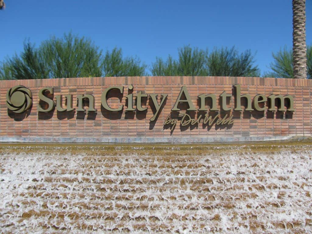 Sun City Anthem Arizona Retirement Communities