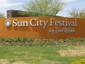 Sun City Festival - Arizona Retirement Community