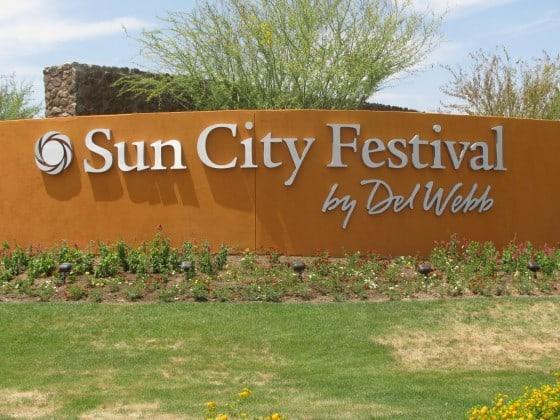 Sun City Festival Arizona Retirement Communities