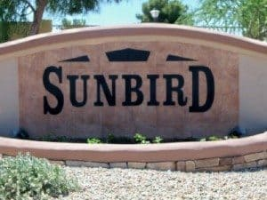 Arizona Retirement Community - Sunbird Chandler Arizona