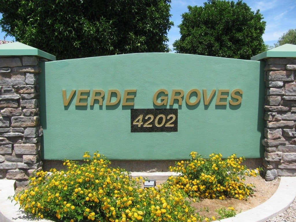 The Groves In Mesa Arizona New Homes